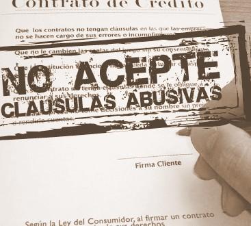 Cláusulas abusivas de los contratos. Análisis jurisprudencial
