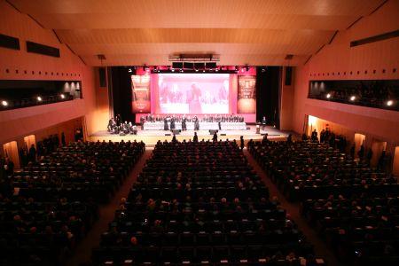 El ICAB homenajea a más de 500 colegiados por sus 25, 50 y 75 años de ejercicio de la profesión