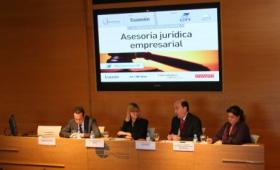 """Gran éxito del III Encuentro sobre """"Asesoría Jurídica empresarial"""", patrocinado por Economist & Jurist e Informativojuridico.com"""