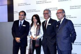 Cuatrecasas, Gonçalves Pereira crece en 2013 un 1%