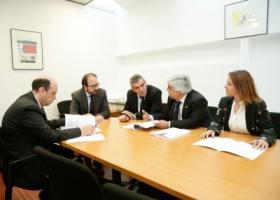 El decano del ICAB presenta en el Congreso de los Diputados las enmiendas al proyecto de Ley de Justicia Gratuita