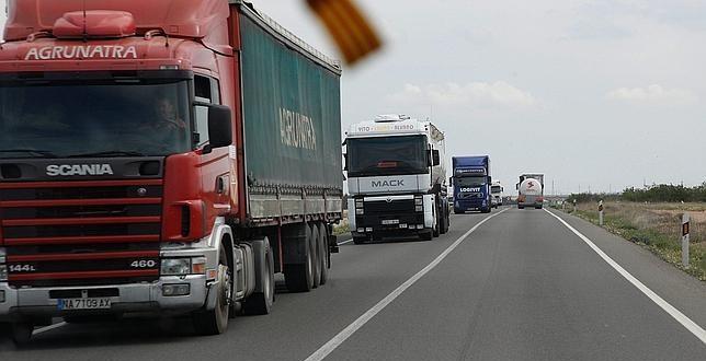 Se determinan los peajes a aplicar a vehículos pesados de transporte de mercancías en autopistas