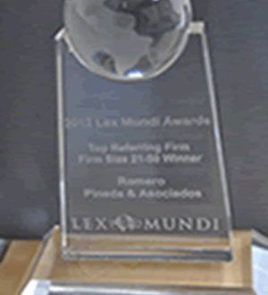 "Uría Menéndez en el ""Top Referring Firm"" de Lex Mundi"