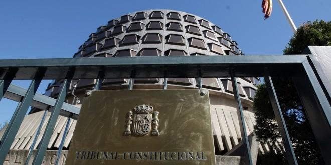 Aumenta el número de asuntos ingresados en el Tribunal  Constitucional