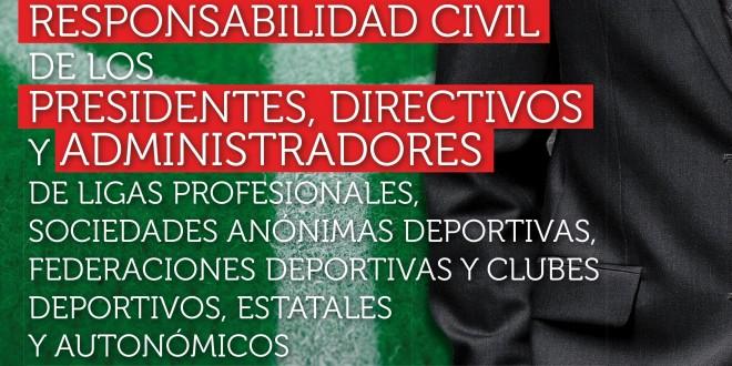 """Derecho Deportivo """"La responsabilidad civil """" [Formato Ebook]"""