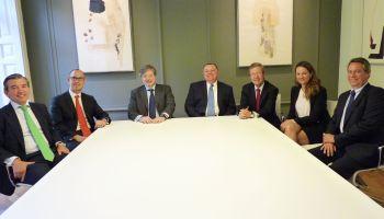 Broseta reúne en Madrid a los socios de la Alianza de Despachos Iberoamericana