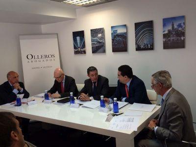 Jornada sobre alternativas empresariales en el nuevo contexto normativo de la energía organizada por Olleros Abogados