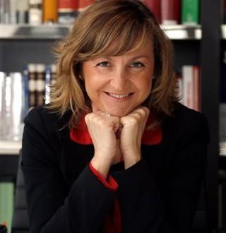 Mónica Weimann y Michael Fries, vicepresidentes de la Asociación Hispano-Alemana de Juristas