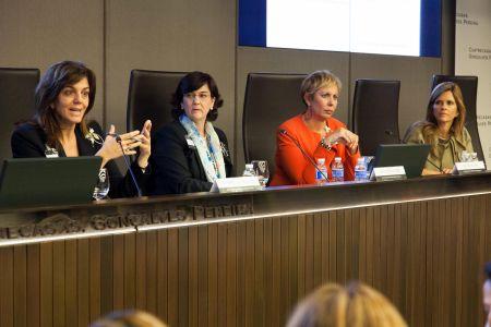 Confianza, pasión y visibilidad, claves para potenciar el liderazgo femenino en las empresas