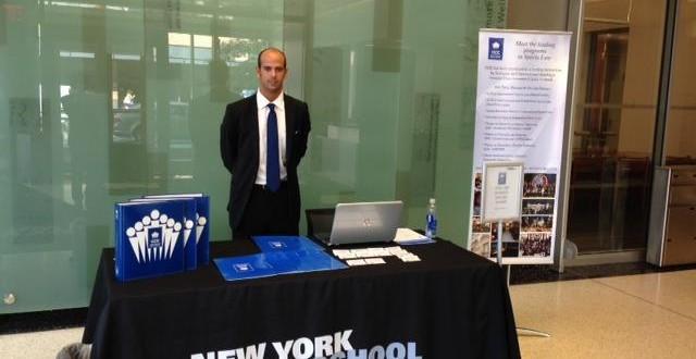 Primera edición del Business and Legal English Course de Nueva York