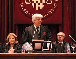 El ICAB y la Abogacía Catalana denuncian que la reforma de la Ley Orgánica del Poder Judicial conlleva el alejamiento irreversible de la justicia respecto a los ciudadanos