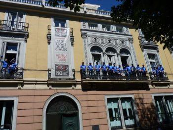 La Abogacía celebra en toda España el Día de la Justicia Gratuita y del Turno de Oficio con un carácter reivindicativo
