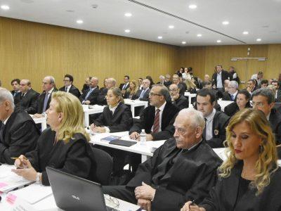 Protección de un abogado en sala: lo que un abogado no puede (o debe) soportar