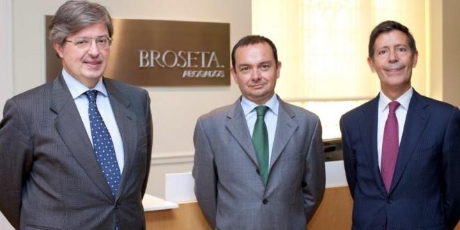 BROSETA incorpora a Adolfo Martín en el Área Fiscal