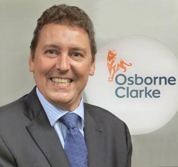 Osborne Clarke incorpora a Eduard Arruga como Socio del departamento financiero en España