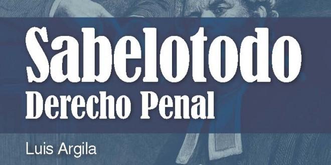 """Derecho Penal """" Sabelotodo"""" Edición 2014 Formato Ebook"""