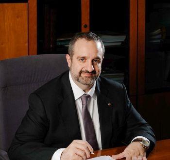 El decano del Colegio de Abogados de Manresa, Abel Pié, nuevo presidente de la Abogacía Catalana