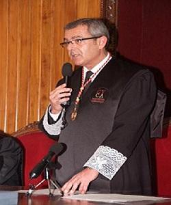 Rafael Bonmatí nuevo decano del Ilustre Colegio de Abogados de Valencia