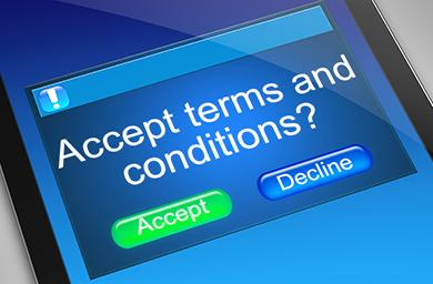 La ejecución de los contratos click-wrap y browse-wrap en Derecho español