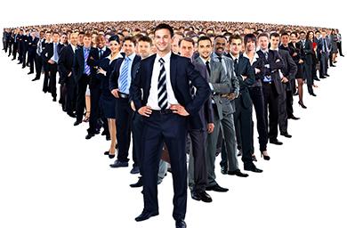 La diferenciación entre jóvenes abogados