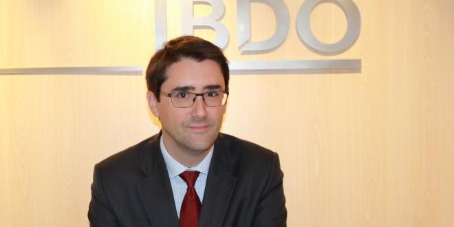 Adolfo Soria, nuevo socio de BDO Abogados