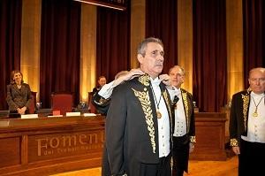 Los Registradores de España condecoran al abogado Alfonso Hernández- Moreno en presencia del Ministro de Justicia
