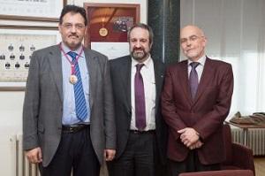 El decano de Lleida, Jordi Albareda, toma posesión como conseller del Consell de l'Advocacia Catalana