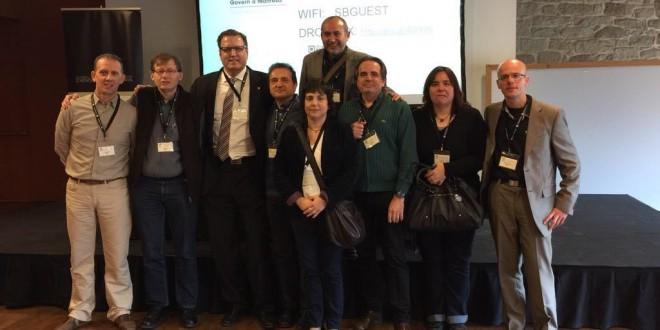 El ICASBD participa activamente en las Jornadas de Juntas de Gobierno de los Colegios Catalanes, celebradas en Manresa