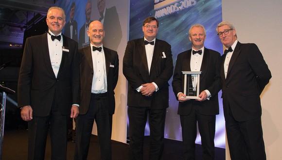 Osborne Clarke, premiada como 'Firma legal del año' por Legal Business