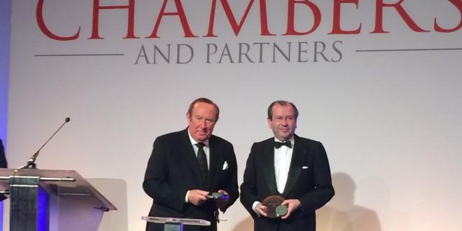 Chambers premia a Garrigues en sus galardones europeos