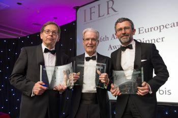 Garrigues, 'Firma del año en España' en los premios IFLR