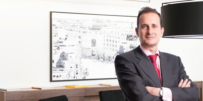 Chàvarri impulsa la gestión del despacho con el nombramiento de Pablo Cueto como director general