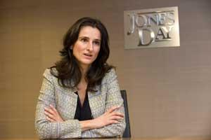 Una socia española de Jones Day, en el 'Top' 50 de las abogadas especializadas en América Latina