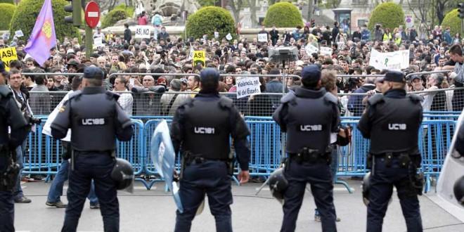 Subvenciones a las organizaciones sindicales del Cuerpo Nacional de Policía con representación en el Consejo de Policía