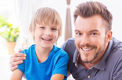 La discrepancia de los padres no excluye la custodia compartida