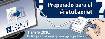 Los abogados se preparan para relacionarse telemáticamente con la Administración de Justicia el 1 de enero de 2016
