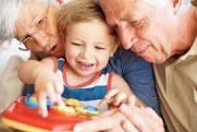 Los abuelos tienen que luchar para ver a sus nietos después del divorcio de los padres