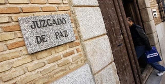 Distribución del crédito en los PPGGEE para subvencionar los gastos de funcionamiento de los juzgados de paz