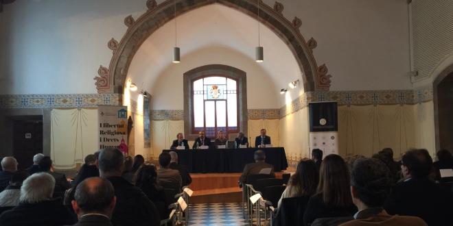 La libertad religiosa, a debate en el I Congreso de Derechos Humanos de la Abogacía Catalana