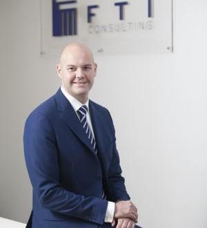 FTI Consulting refuerza su equipo en España con el nombramiento de Andreas Fluhrer como Senior Managing Director del área de Corporate Finance