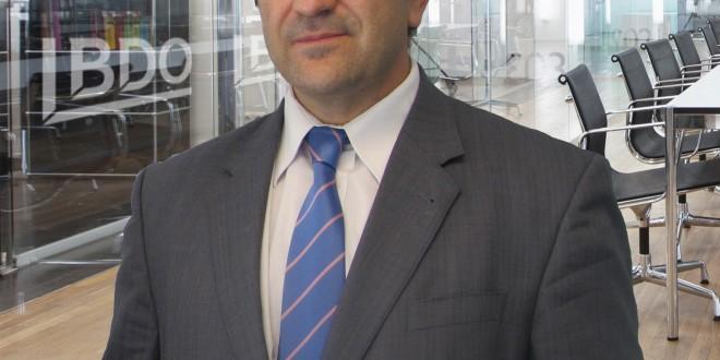 Rafael Ruiz Salvador, nuevo socio de BDO
