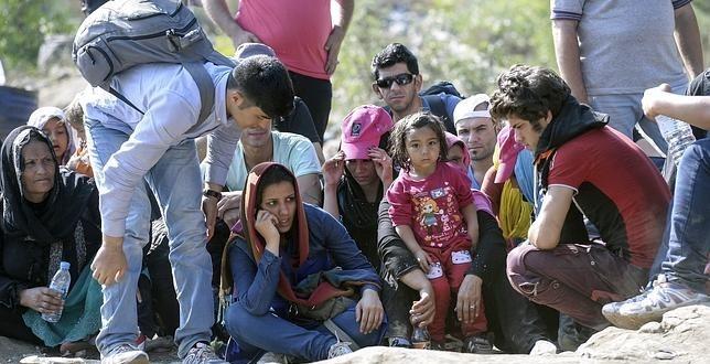 España ha tramitado 10.000 demandas de asilo a lo largo de este año