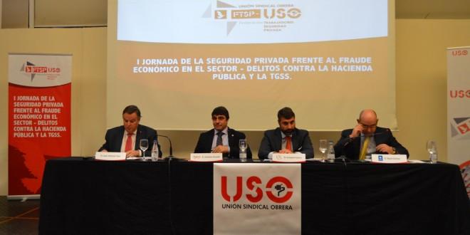 I Jornada de la Seguridad Privada frente al fraude económico en el sector- delitos contra la Hacienda Pública y la TGSS