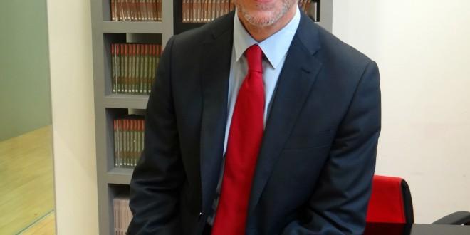 José Carlos Erdozain, director de la Asesoría Jurídica de PONS Patentes y Marcas Internacional