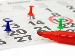 Se publica el calendario de días inhábiles para 2016