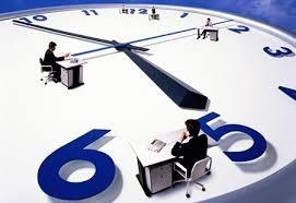 Se modifican las instrucciones sobre jornada y horarios de los funcionarios públicos
