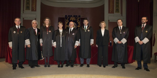 Toma de posesión de Victoria Ortega como presidenta del Consejo General de la Abogacía Española