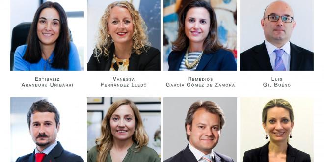 Gómez-Acebo & Pombo nombra a siete nuevos socios