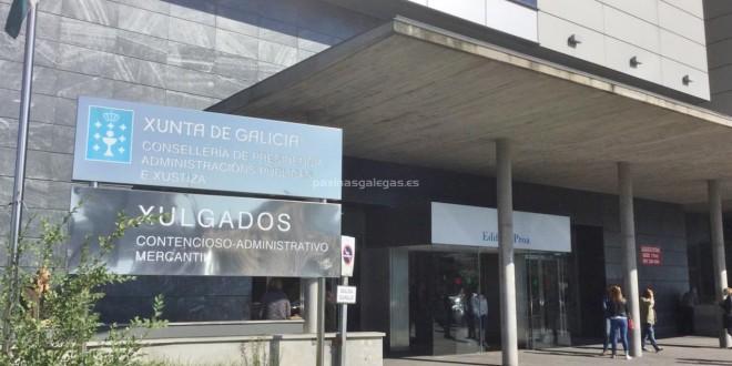 El CGPJ acuerda renovar por un periodo de seis meses el refuerzo en los mercantiles de A Coruña