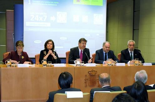 El Pleno del Consejo General de la Abogacía Española estudiará el viernes 12 de febrero la situación de LexNET